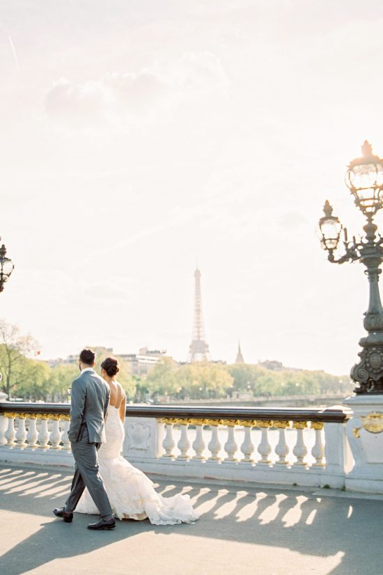A wedding in Paris, France - Film Photography - Brancoprata