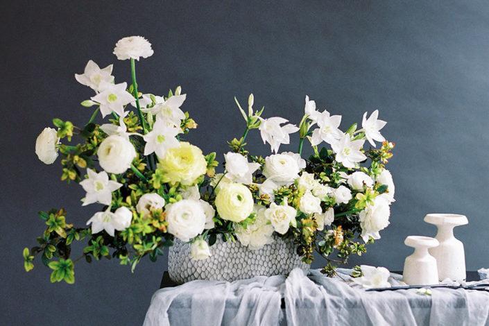 BrancoPrata - Floral and Event Design