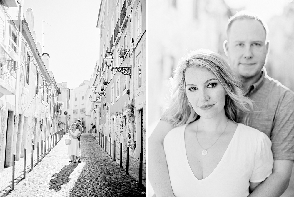 Engagement shoot in Lisbon