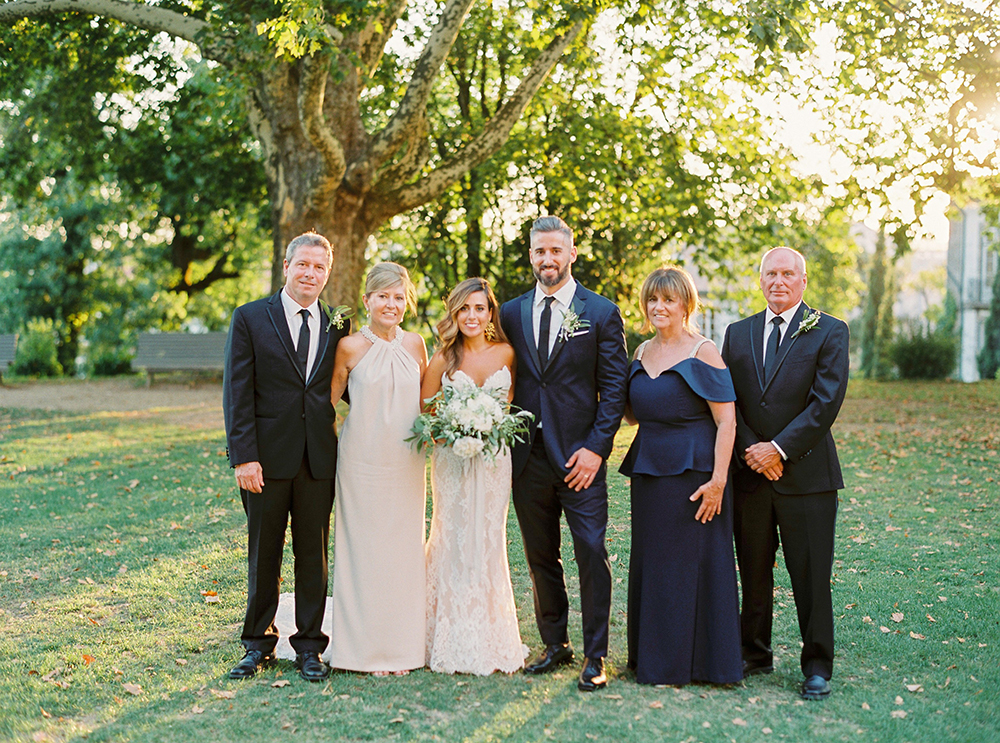 family photos from a destination wedding in portugal