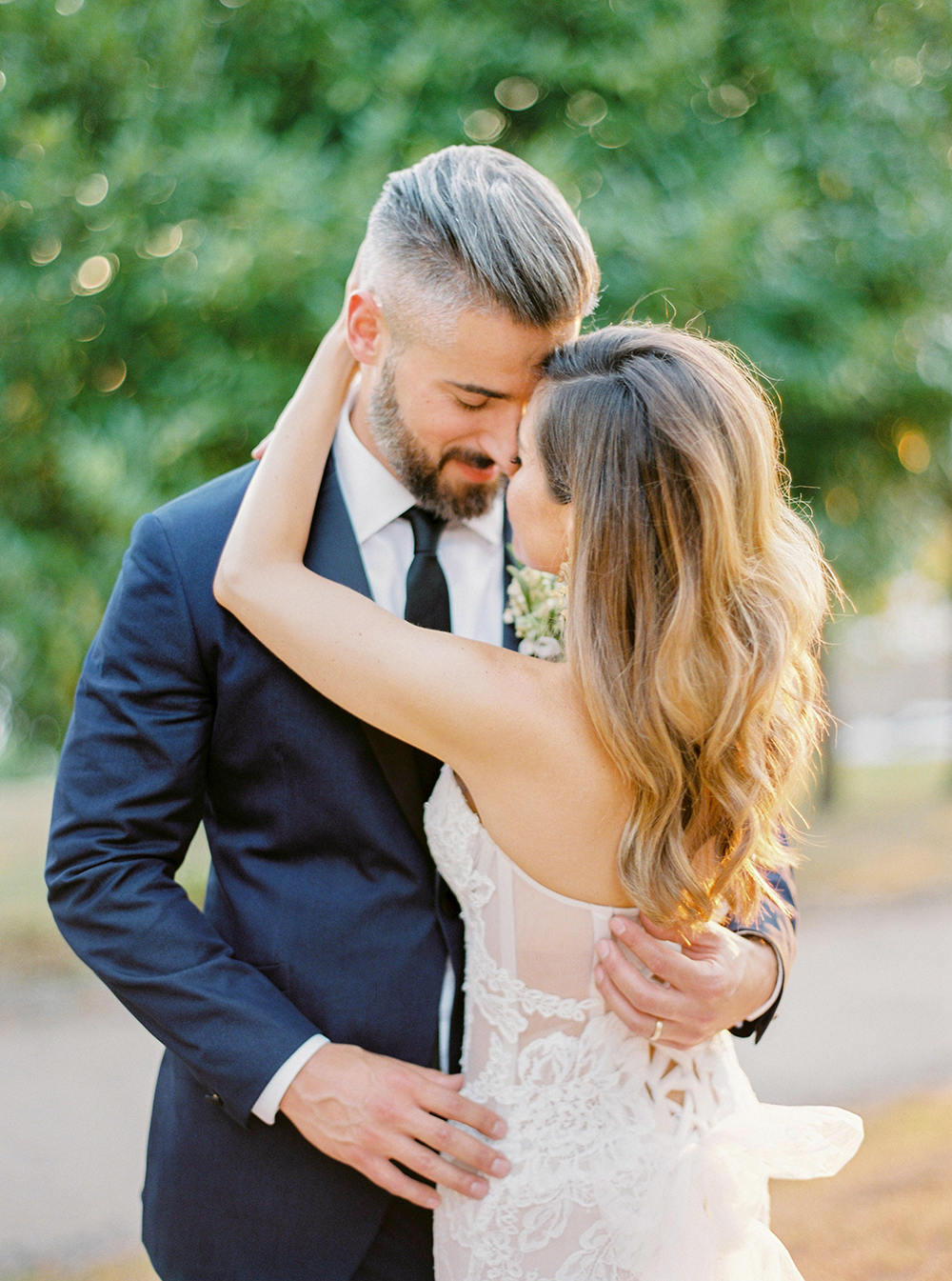 couple photos from a destination wedding in portugal