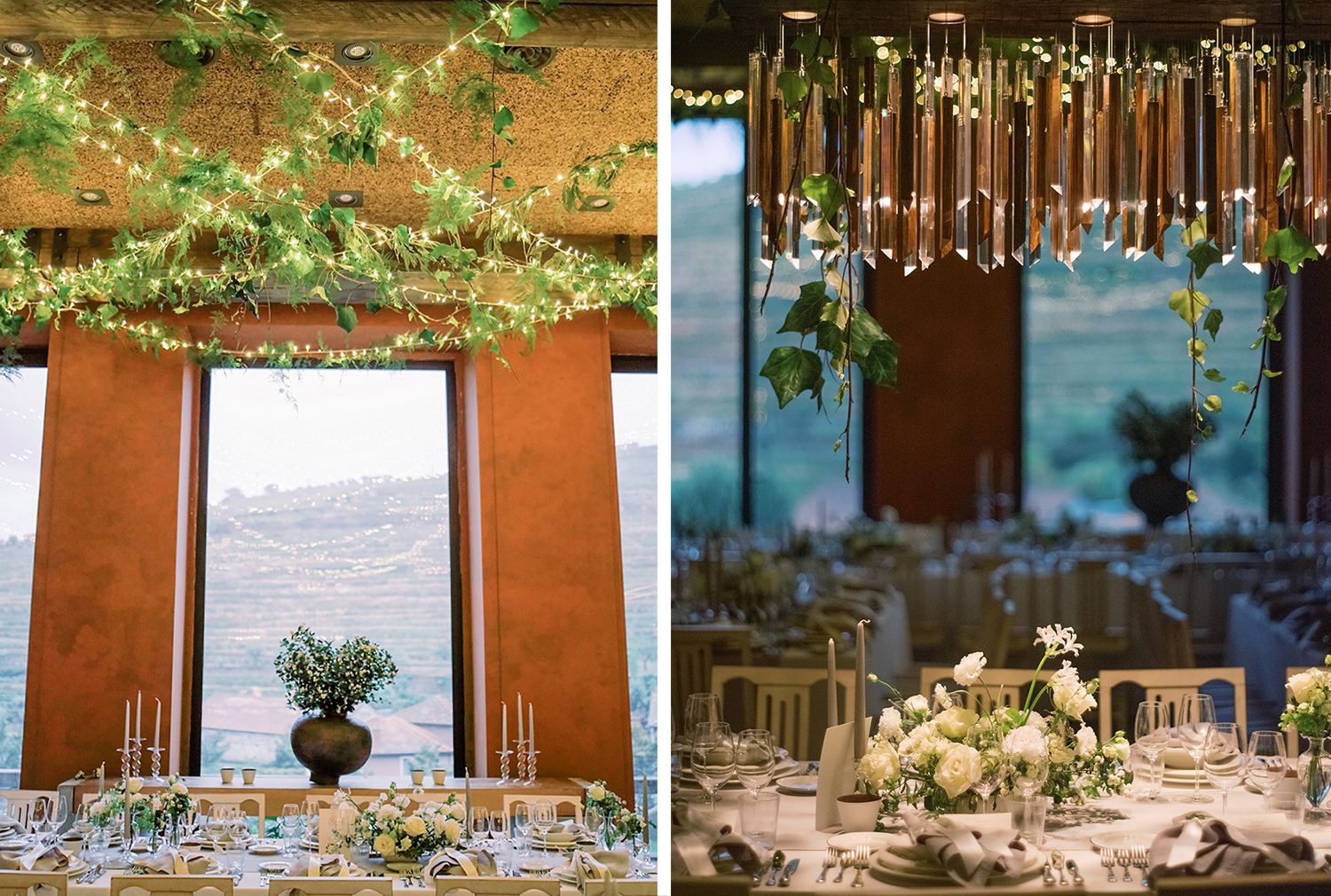 Details from a fall wedding in Douro Valley
