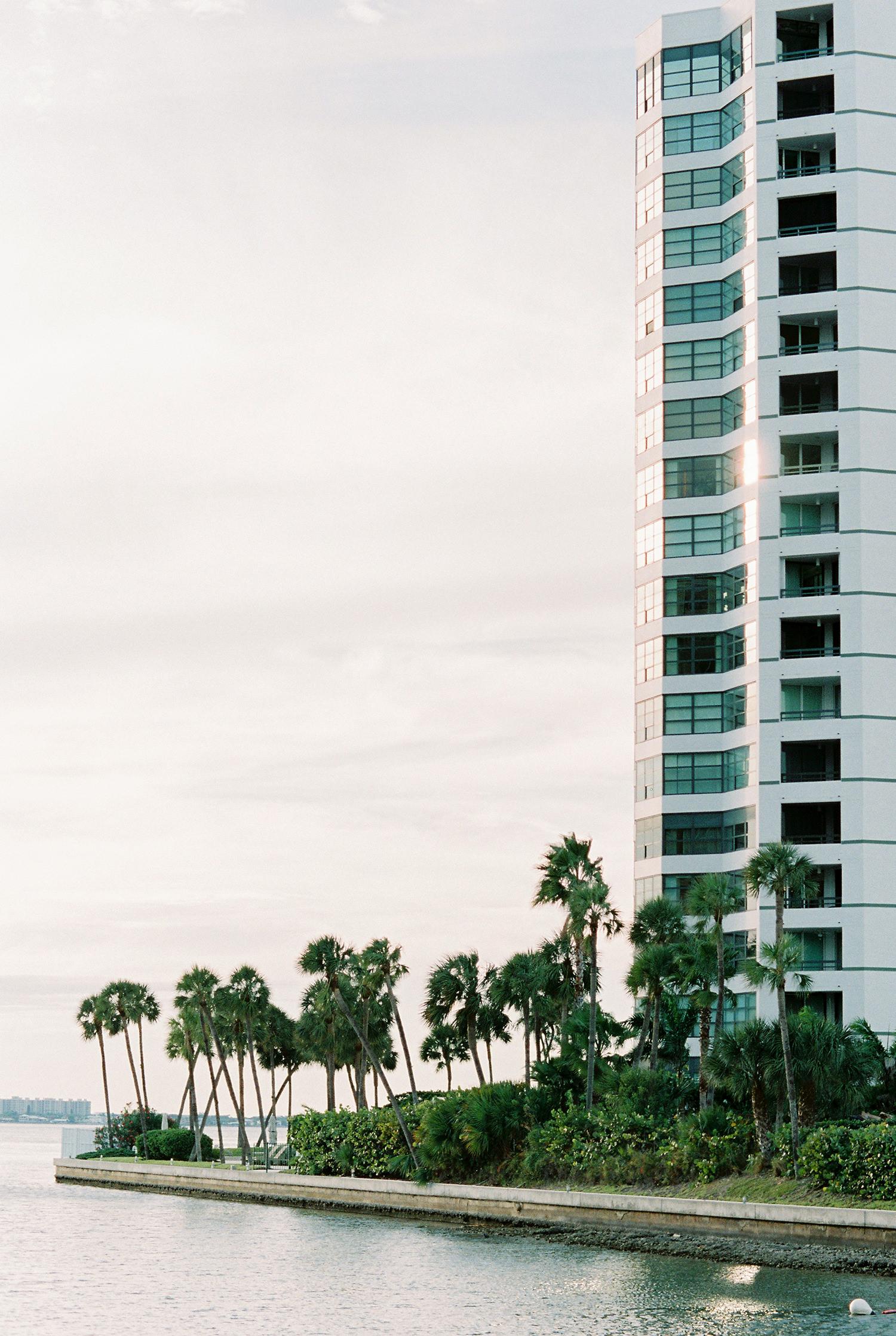 Florida waterfront wedding