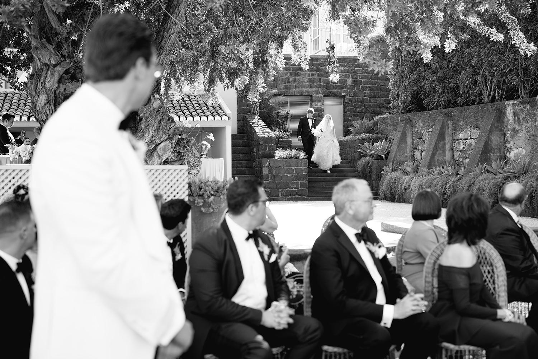 Wedding ceremony in Madeira Island