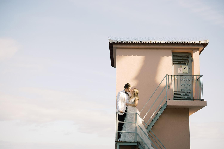 Destination wedding in Madeira Island