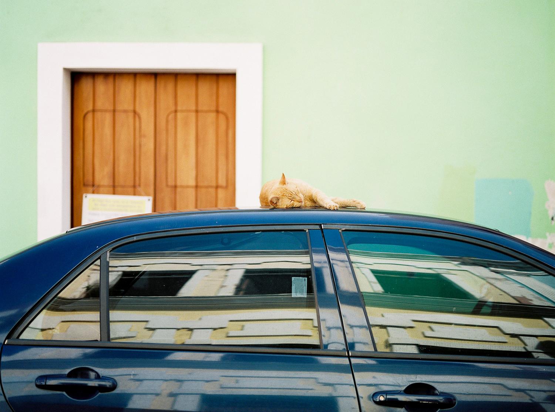 Slow life in San Juan