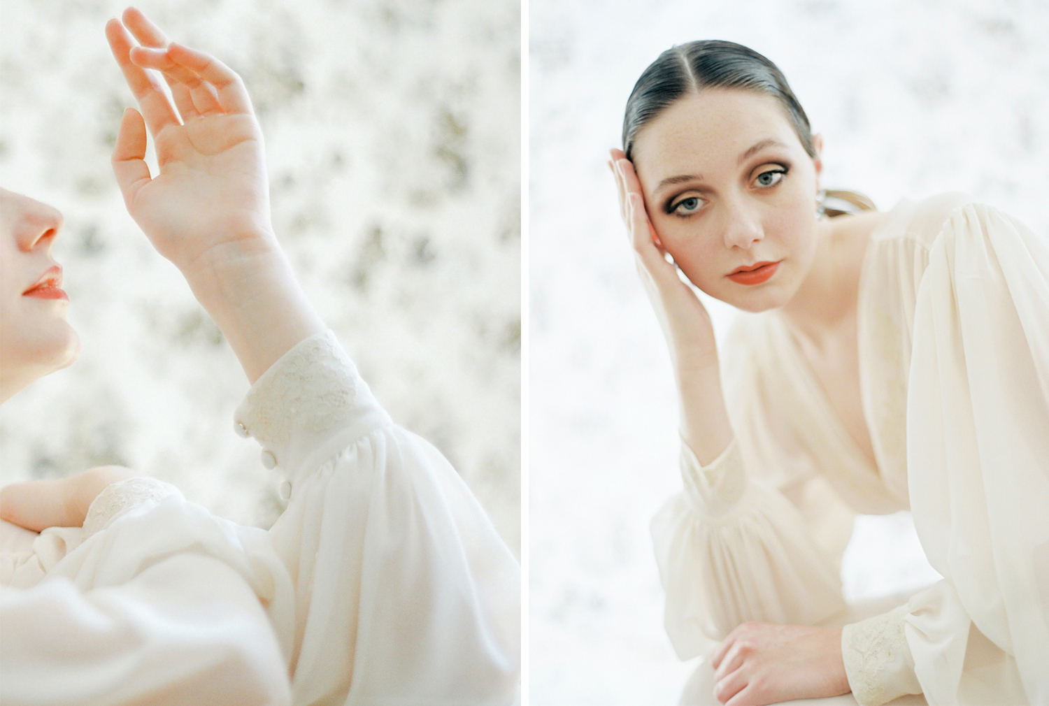 Inspirational ideas for bridal portraits