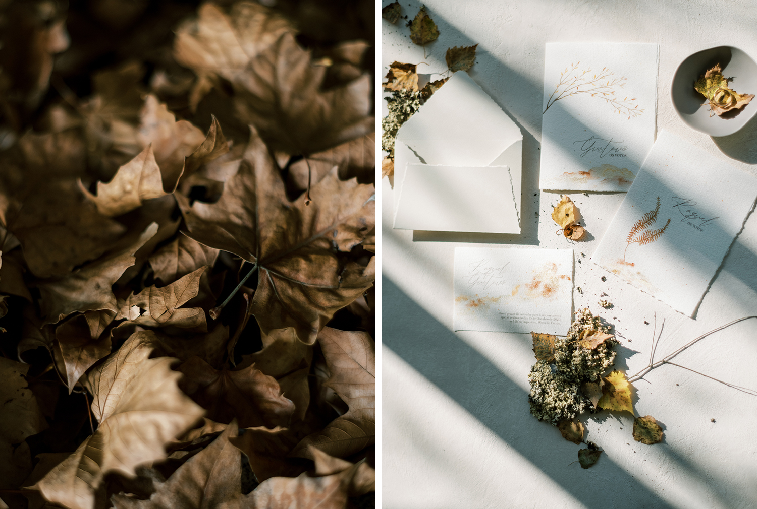 Creative direction and styling for a workshop
