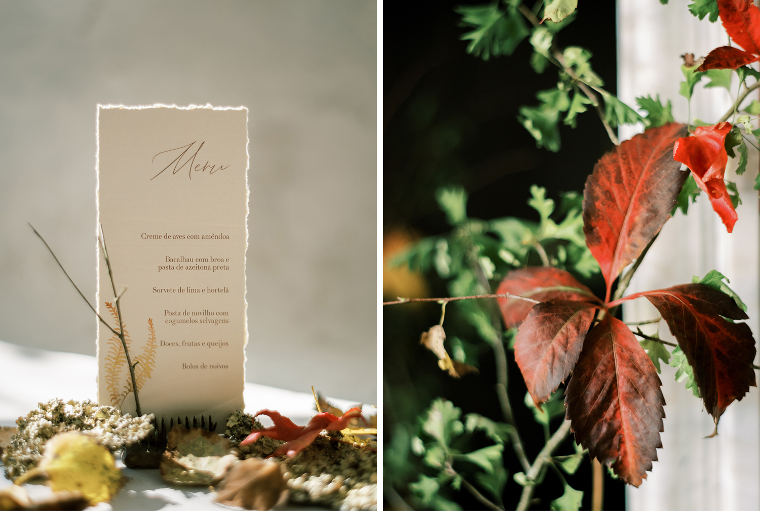 Wedding stationery ideas at Something Blue workshop with creative direction and styling by Brancoprata