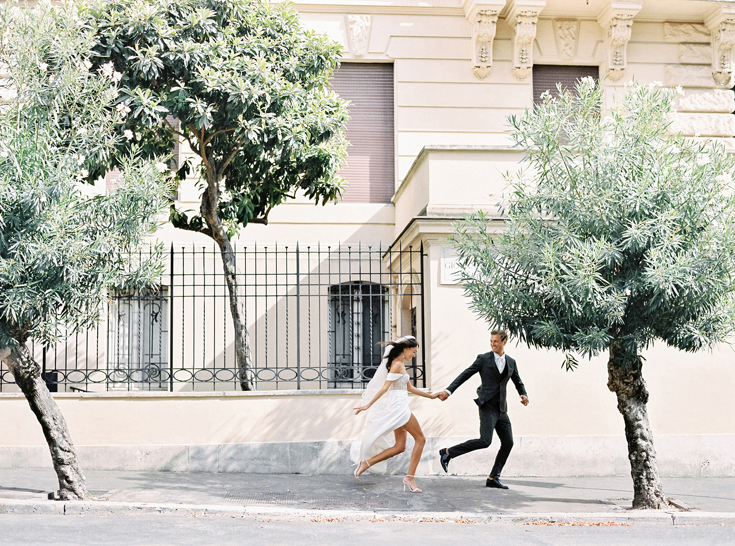 Our latest features on Harper's Bazaar and Adoré Blog Marriage.
