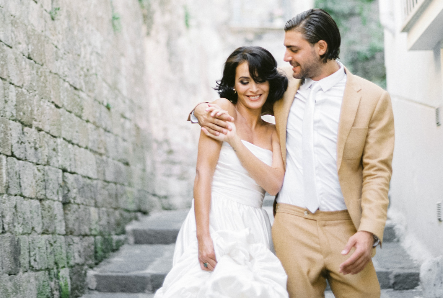 Feature: Inspiration in Italy on Wedding Sparrow