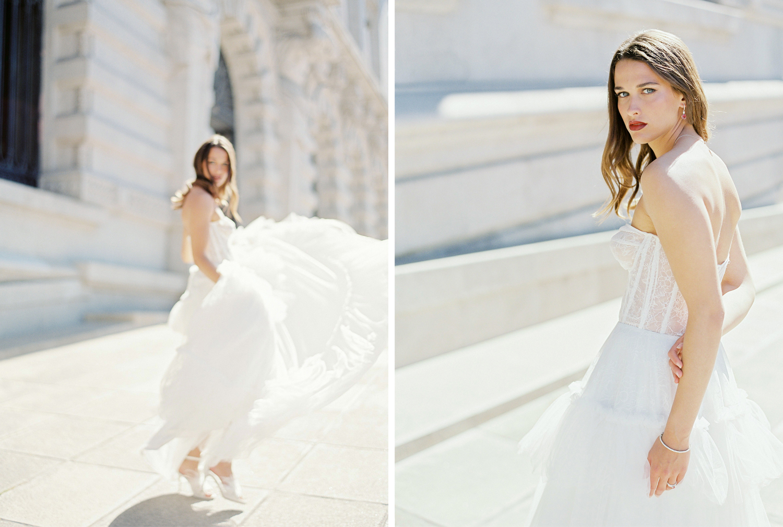bridal portraits inspiration
