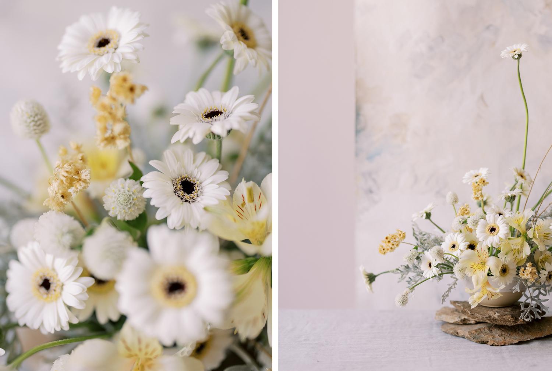 Inspiration for wedding arrangements